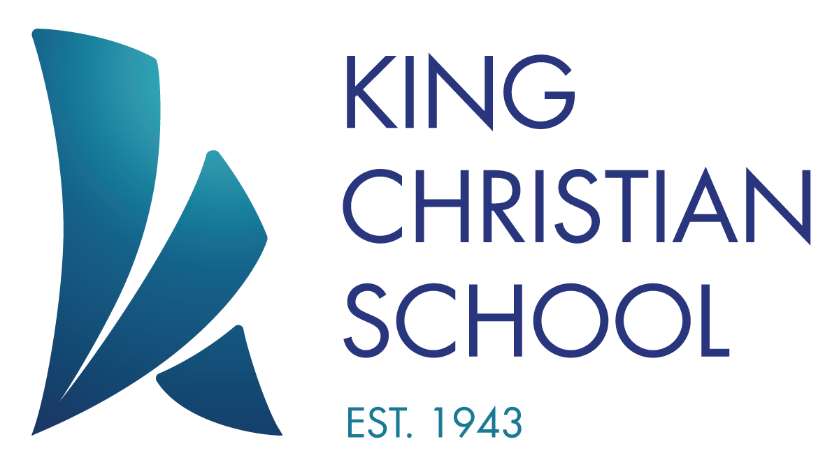 King Christian School logo